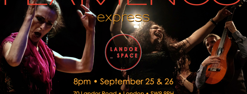 Flamenco Express The Landor
